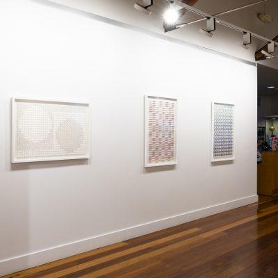 2018 Exhibition - Broadhurst Gallery at Hazelhurst Regional Gallery.  Photos courtesy of Hazelhurst RG and Silversalt Photography